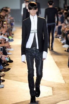 Diesel Black Gold | Spring 2015 Menswear Collection | Style.com