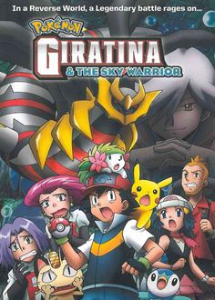 This exciting POKEMON adventure follows Ash and his friends into the mysterious realm of Reverse World, an alternate dimension that reflects and distorts the normal one. While they initially set out t