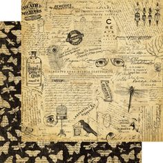 """""""Geniune Article"""" from Olde Curiosity Shoppe! #graphic45 #newcollection #CHA"""