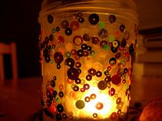 Jam Jar Candle Holders from NurtureStore