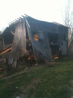 That time I kicked down a barn.Hugs and Pins Outdoor Gear, Tent, Kicks, Barn, Drawings, Movies, Hugs, Big Hugs, Store