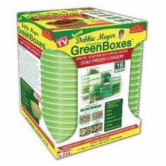 Debbie Meyer GreenBags Debbie Meyer Ultra Lite Green Boxes 1