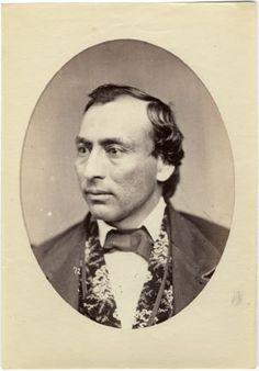 Captain John Benge - Cherokee - 1858