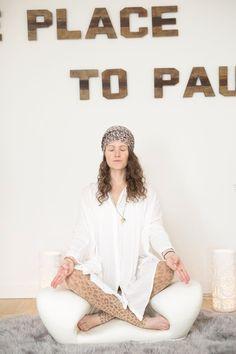 Free weekly meditation with YMC White Jeans, Meditation, Mindfulness, Creative, Free, Collection, Fashion, Moda, Fashion Styles