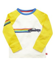 Little Bird by Jools Long Sleeve Car T-Shirt