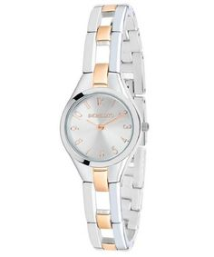 Features: Stainless Steel Case Two Tone Stainless Steel Bracelet Quartz Movement Caliber: Mineral Crystal Silver Sunray Dial Analog Display Solid Case Back Jewellery Clasp Water Resistance Approximate Case Diameter: Approximate Case Thickness: Back Jewelry, Jewelry Clasps, Jewellery, Gaia, Stainless Steel Bracelet, Stainless Steel Case, Luxury Watches, Rolex Watches, Online Watch Store