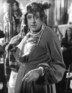 'The Bells of St Trinian's' starring Alastair Sim in 1954 British Comedy, British Actors, English Comedy, American Actors, Old Film Stars, Movie Stars, Hollywood Men, Hollywood Stars, Classic Hollywood