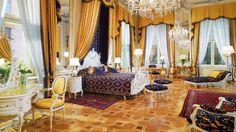 Honeymoon Suite of the Week: Royal Suite, Hotel Imperial, Vienna, Austria #honeymoon #Vienna #hotels