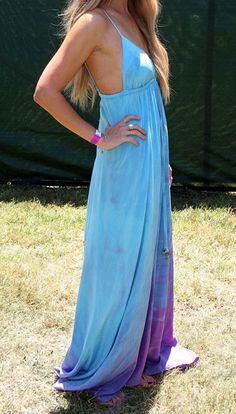 Gypsy maxi dresses.