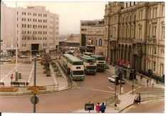 City Square, Leeds Old Pictures, Old Photos, Vintage Photos, Leeds England, Leeds City, Photo Boards, Bus Station, West Yorkshire, Urban Landscape