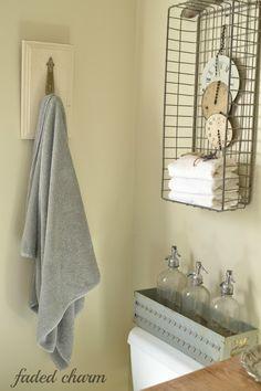 20 Really Inspiring Diy Towel Storage Ideas For Every Small Awesome Towel Storage Ideas For Small Bathrooms 2018