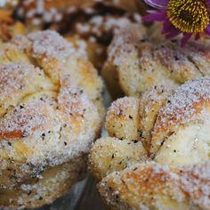 Kardemummabullar med smör - godaste bullarna - Victorias provkök