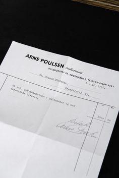 Vilhelm Wohlert trolley in rosewood by Arne Poulsen at Studio Schalling