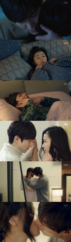 [Spoiler] Added episode 12 captures for the #kdrama 'The Legend of the Blue Sea'