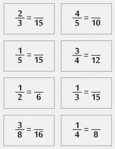 My 9-year-old son is a whiz at math facts. He's had them all down since before he started fourth grade. But fractions can be tough. I wanted...