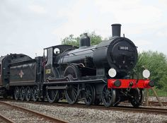 LSWR 'T9' Class 4-4-0, the Greyhounds!