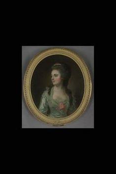 Digitalt Museum - Tavla, 1785, by Lorens Pasch, Nordiska Museet, NM.0239305