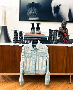 """I have a lot of books. They are mostly where I go to find inspiration."" http://www.thecoveteur.com/melanie-huynh-stylist/"