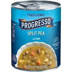 Progresso Traditional Soup Split Pea with Ham 19 oz *** Check out this great product. (Note:Amazon affiliate link)