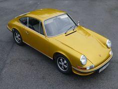 1972 Porsche 911 - 2.4 S COUPE GOLD | Classic Driver Market