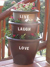 Hometalk :: Tower Planter Ideas :: Lauren's clipboard on Hometalk