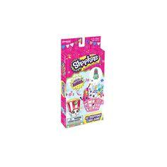 Shopkins Go Shopping Card Game, Multicolor