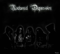 Nocturnal Depression Extreme Metal, Black Metal, Depression, Concert, Movies, Movie Posters, Pictures, Photos, Film Poster