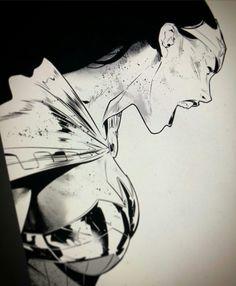 Wonder Woman by Jorge Jiménez