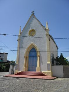 Igreja de N. Sra. da Piedade_Itaparica_Brasil