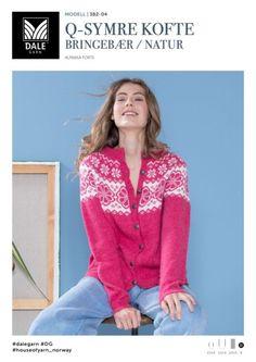 Søkeresultater for « Red Leather, Leather Jacket, Jumpers, Blazer, Knitting Patterns, Women, Inspiration, Fashion, Tunic