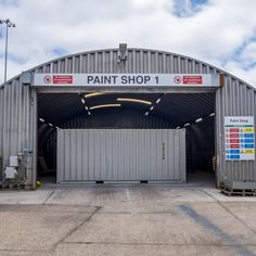 You can check out our catalogue of bespoke container colours online now! Container Sales, Containers For Sale, Paint Shop, Bespoke, Van, Colours, Outdoor Decor, Check, Painting