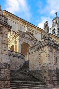 Church of Clusone - Lombardy - Italy by Simona Coccodrilli on 500px
