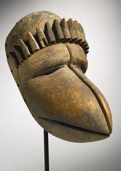 Kran mask