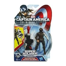 Capitão América - Figura Precision Strike Winter Soldier
