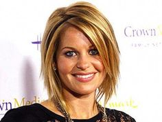 News Candace Cameron Bure, Former Full House Star, Shares Important Body Image Message (I like this piecey look) Medium Short Haircuts, Asymmetrical Bob Haircuts, Medium Hair Cuts, Medium Hair Styles, Short Hair Styles, Haircut Medium, Haircut Short, Textured Bob Hairstyles, Mens Hairstyles Thin Hair