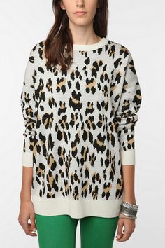 Once again... I really want this sweater!