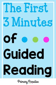Learn how to use every second of your guided reading time with fluency drills. Fluency drills are the perfect way to get students ready to learn, practice key skills, and quickly assess reading skills. Guided Reading Organization, Guided Reading Activities, Guided Reading Lessons, Word Work Activities, Phonics Activities, Reading Skills, Reading Comprehension, First Grade Reading, Reading Time