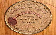 Original Giroux Daguerréotype Camera