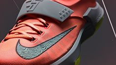 A ManvsMachine project.   I worked on this launch campaign video for Nike's KD7, Kevin Durant's 7th shoe together with the in-house team at ManvsMachine, I did various tasks including r&d, design/modelling, rigging and some particle effects.    -  Concept, Design, Direction:   ManvsMachine  Audio:   Echolab