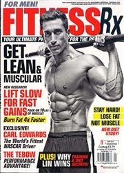 Fitness Rx Mens Magazine April/May