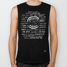 OMG! I AM A VAMPIRE!! by Villaraco  BIKER TANK / BLACK $28.00 Tanks, Biker, How To Look Better, Tank Man, Sayings, Mens Tops, Shirts, Black, Style