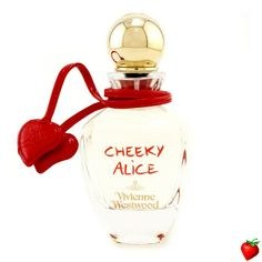 Vivienne Westwood Cheeky Alice Eau De Toilette Spray 75ml/2.5oz #VivienneWestwood #Perfume #Valentine #Women #StrawberryNET #Giveaway #OnlineShopping