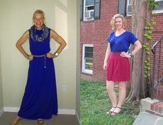 Cobalt blue   Two Take on Style