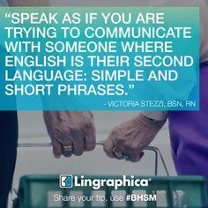 #BHSM tip: simple and short phrases. #aphasia #communication #speaking #speech #listen #talk #slp #slpeeps #therapy