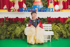 Aniversário - Maria Isabel