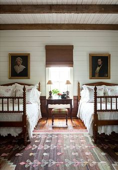Colonial Bedroom More