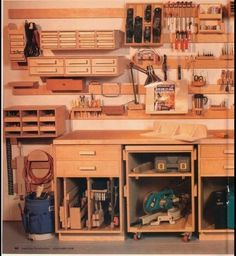 Do It Yourself Garage Storage- CLICK THE PIC for Many Garage Storage Ideas. #garage #garagestorage