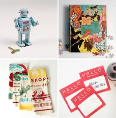 House 8810 - an awesome web store for retro items!