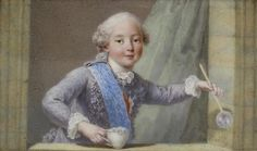 Philippe de France, fils de France, Duke of Anjou (30 August 1730 – 17 April 1733) was a French Prince and second son of king Louis XV of France and Marie Leszczyńska. He was the Duke of Anjou from birth.