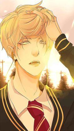 Hot Anime Boy, I Love Anime, Anime Guys, Manga Anime, Anime Art, Chica Fantasy, Fantasy Girl, Flawless Webtoon, Cute Love Stories